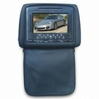 7-inch Headrest Car DVD Player with Zipper Cover and USB Port