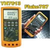 YH7013 Similar to Fluke787 Accuracy 0.05% Multifuction Process calibration Multimeter