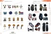 2011 new golf headcovers/Golf manufactory/Cheap price