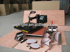 Economical 8 in 1 Combo Thermal Press Transfer Machine CE Approved