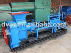 Clay brick making machine, manual