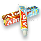 Aim 100g Gel Toothpaste OEM