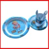 5pcs children melamine dinnerware