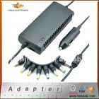 UNIVERSAL POWER ADAPTER USB CHARGER FOR NOTEBOOK LAPTOP W CAR PLUG
