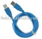 USB 3.0 cable,A male to A male