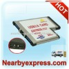 Express Card 54mm to 2* USB 3.0 Port Adapter