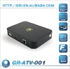 Internet TV Receiver Box Android 2.2 TV BOX High Definition Wifi