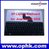 Wholesale for Spanish SP Laptop Notebook Keyboard for Aspire 5516 Aspire 5517 Aspire 5241 Aspire 5332 Aspire 5532 Aspire 5534