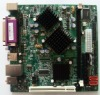 Fanless mothboard based on ATOM N270 onsale