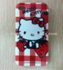 For iphone 5 pc hard case hello kitty case