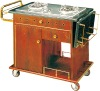 [undertake one-stop hotel projects] Flame Cart/Trolley Carts