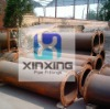 double flanged pipe with length of 3m