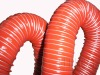 High temperature resistant silicone duct