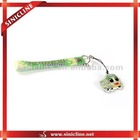 the colourful competent mobile phone strap customized lanyards