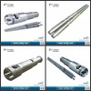 Conical twin screw and barrel with high quality
