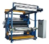 Chinese leather embossing machine