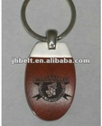 wood carving with logo keychains,wooden engraved key ring,metal key chain with wood