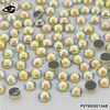 Best DMC hot fix rhinestone Panstone 5mm ss20 in apparel jonquil AB bead for clothing shoes