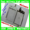 For iPhone 3GS white LCD Touch Screen Glass Digitizer Assembly