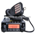 High recommended AT588 Mobile radio FCC ROHS certificate Addition theft alarm AT 588 walky talky two way radio