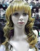 factory wholesale all colors available synthetic hair wigs