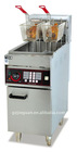 2 basket & 1 bowl Electric Deep Fryer 28L--- DF-26A