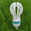 cfl high power lotus energy saving lamp