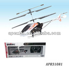 3 channel infrared rc metal helicopter toys with gyro