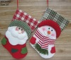 36026 Cheap cute Christmas decoration Xmas socks New year gift