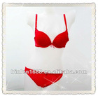 Ladies Transparent Panties And Bra Set