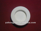Alumina ceramic case shell for thermostat