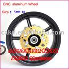 Motorcycle Parts Dirt Bike Alloy Wheel Rim pit bike / dirt bike aluminum wheels / rims