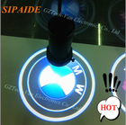 led car logo with names, laser lights with car logo Ghost Shadow light