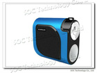 Karlls K6 Mini Bluetooth Speaker with SD Card Reader Memory Card