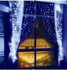 decorative outdoor/indoor string light/rice light/curtain light for holiday