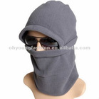 2012 fleece thermal wigs hat muffler scarf face mask knitted hat multifunctional outdoor cap