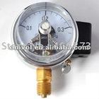 pressure gauge ,YX-60 0-0.4MPA
