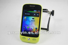 3.5 inch cheap 1ghz cpu android GSM phone with google play store