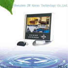 "HOT! 10""LCD cctv monitor with EMAIL function"