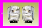 auto headlight (YUEJIN 1050 headlight )