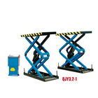 3.2ton Car SCISSOR Lift