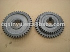 Farming machines Vice-axis double gear/Engine/agricultural gear