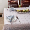 pvc lace tablecloth