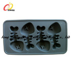 100% Food Grade Silicone Ice Cube Tray
