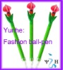 Deformable Ball pen fashion designing(polymer clay)