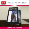 L'OREAL Morden LED Crystal light box