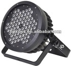 72 LED 3w Moving Head Light
