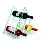 Triangular Wine Holder