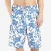 colorful floral board shorts