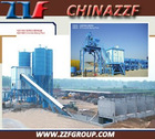 HZS180 Concrete Batching Plant stock in indonisea